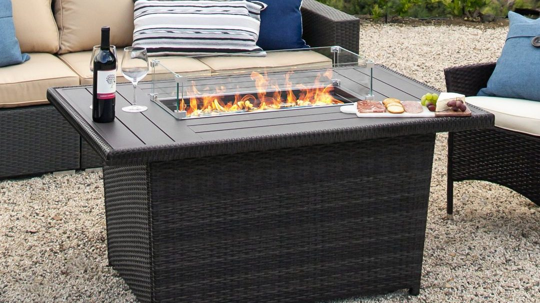 10 Best Gas Fire Pit Tables For 2020 Best Home Gear