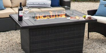 Best Gas Fire Pit Tables | Best Home Gear