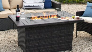 Photo of 10 Best Gas Fire Pit Tables | Reviews for 2020