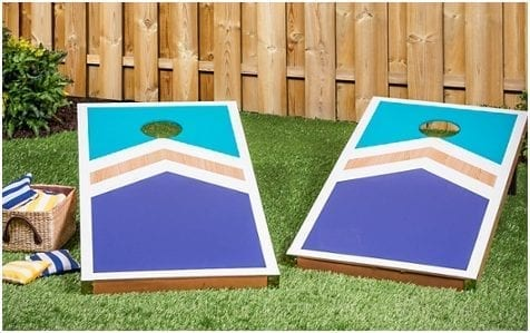 How to Build Regulation Cornhole Boards - Step by Step
