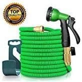Expandable Garden Hose With Sprayer Included