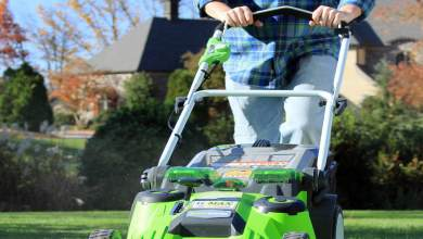 Best Electric Push Mower   Best Home Gear