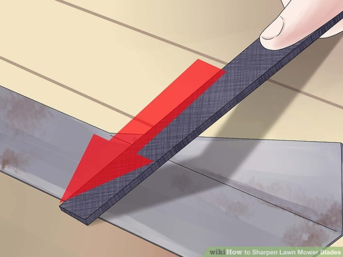 How to file lawn mower blade | Best Home Gear