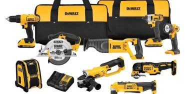 Best battery powered tool kits
