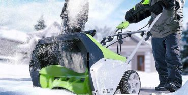 Cordless Snowblower | Best Home Gear