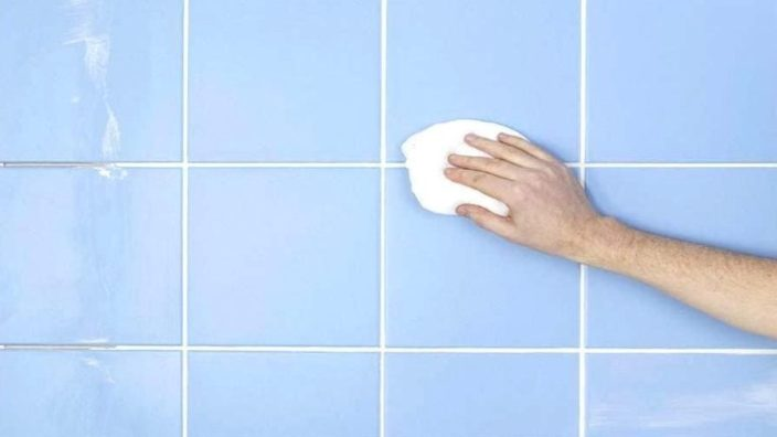 Cleaning wall tile grout | Best Home Gear