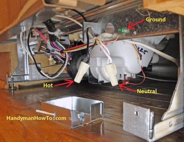 dishwasher wiring harness | Best Home Gear