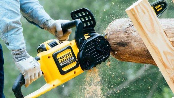 DeWalt - Battery Powered Lawn Tools