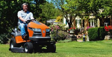 best riding lawn mower - best home gear