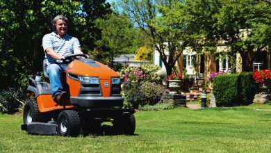 best riding lawn mower - best home gear