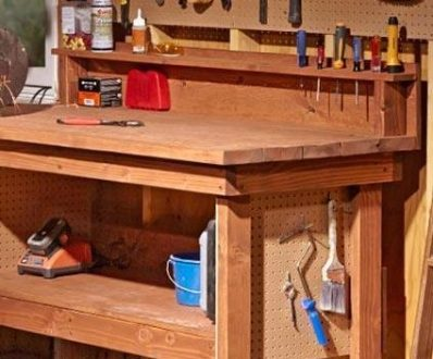 DIY Workbench Legs - Best Home Gear