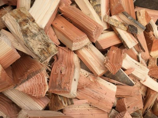 Douglas Fir Firewood - Best Home Gear