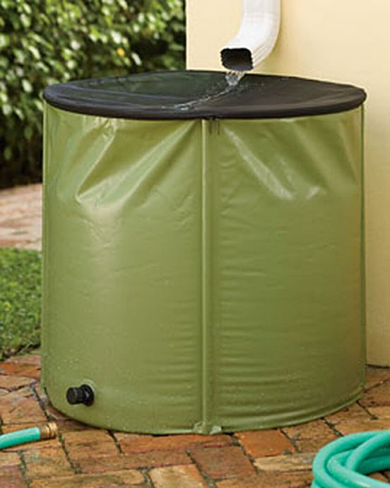 popup rain barrel - best home gear