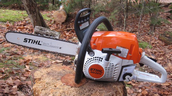 stihl ms 251 chainsaw - besthomegear.com