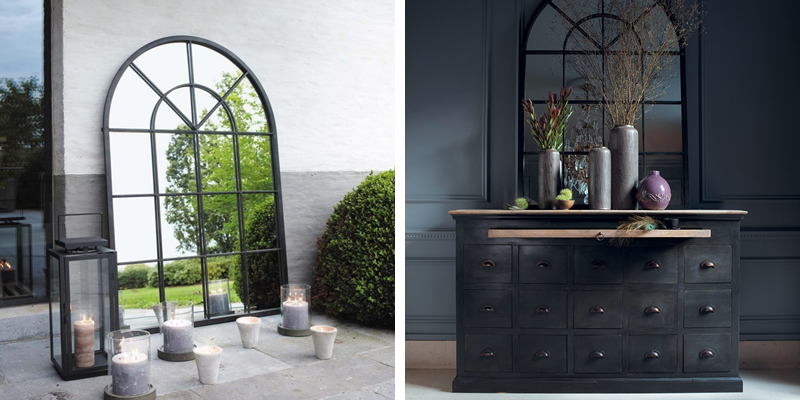 Top 10 Best Industrial Style Mirrors