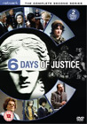 Diana Quick George Waring Six Days of Justice The Complet UK IMPORT DVD NEW