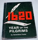 1620 Year of the Pilgrims Genevieve Foster