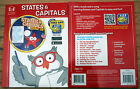 Twin Sisters States and Capitals multimedia workbook stories songs puzzle