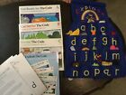 Explode The Code Lot A B C Plus Wall Chart Teachers Guide Letter Cards