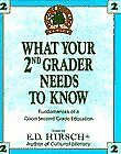 What Your 2nd Grader Needs To Know Core knowledge New