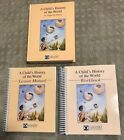 A Childs History of the World + Lesson Manual and Workbook SET Hillyer