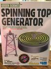 NEW SPINNING TOP GENERATOR Green Science Kit Produce light with spinning ages 8+