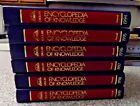 Set Lot Of 6 Volumes 1994 1999 The Book Of Knowledge Annual Grolier