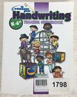 A Reason For Handwriting Teachers Guide K 6th Grade Teacher Lesson Plans N28