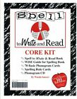 Spell to Write And Read Core Kit Teachers Edition