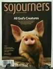 Sojourners All Gods Creatures Christian History July 2016 FREE SHIPPING JB