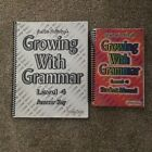 Growing with Grammar Grade 4 Student Manual 2006 Paperback