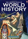 USBORNE BOOK OF WORLD HISTORY USBORNE MINIATURE EDITIONS By Patricia NEW