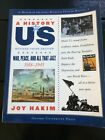 A History of US War Peace and All That Jazz 1918 1945 Bk 9 by Joy Hakim