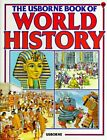 USBORNE BOOK OF WORLD HISTORY PICTURE WORLD By Anne Millard Hardcover VG+