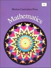 MODERN CURRICULUM PRESS MATHEMATICS LEVEL F By Royce Hargrove Excellent
