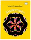MODERN CURRICULUM PRESS MATHEMATICS LEVEL K By Royce Hargrove