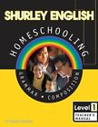 SHURLEY ENGLISH GRAMMAR AND COMPOSITION LEVEL 1 TEACHER S Excellent Condition