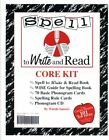 SPELL TO WRITE AND READ CORE KIT TEACHERS EDITION By Wanda Sanseri VG+