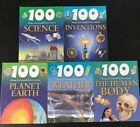 100 Things You Should Know About Science Book Lot Miles Kelly Homeschool