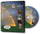 Light and Color Tutorial Physics CD w 21 Experiments w Supplies