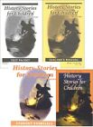 Christian Liberty Press History Stories for Children SET with answer key