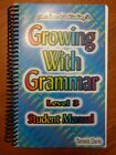 Growing with Grammar Level 3