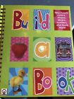 Discovery Toys Build A Book Pre School Sorting 1st words numbers colors