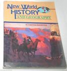 A Beka Book US New World History and Geography Textbook Student Text Grade 6