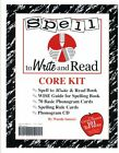 Spell to Write And Read Core Kit Teachers Edition by Wanda Sanseri Paperb
