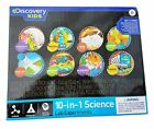 NEW Discovery Kids 10 In 1 Science Lab Experiments FREE SHIPPING