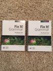 IEW Grammar Fix it The Nose Tree Student and Teachers Manual 2014 edition