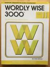 wordly wise 3000 book 11 second edition