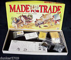 MADE FOR TRADE EARLY AMERICAN LIFE FAMILY BOARD GAME 1993 ARISTOPLAY COMPLETE