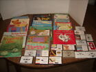 SCHOLASTIC Lot of Childrens Books and Cassettes Listening Center 27 Books